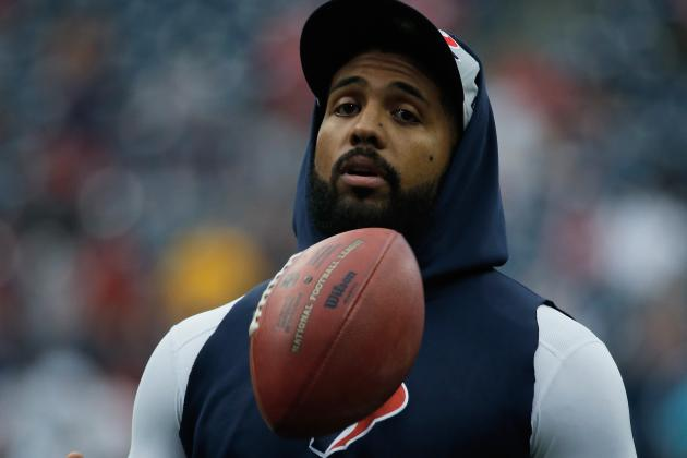 Arian Foster: The AFC's Mystery Man