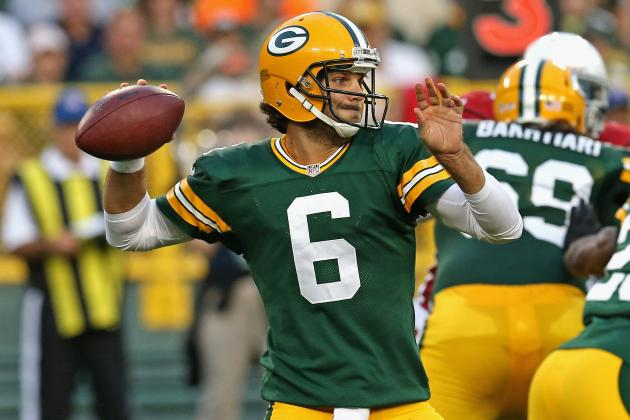 Graham Harrell Released by Green Bay Packers