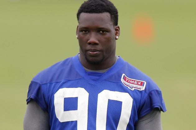 Giants Activate JPP Off of PUP List