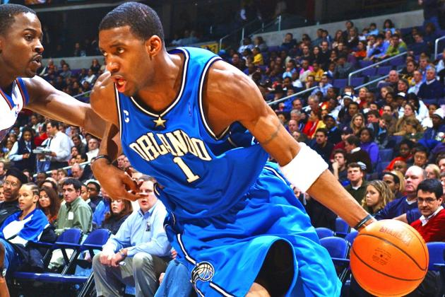 Tracy McGrady Retires from the NBA After 16-Year Career