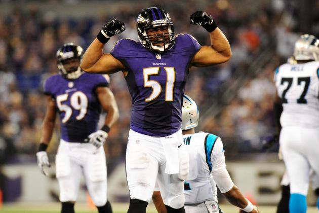 Daryl Smith the Perfect Heir to Ray Lewis
