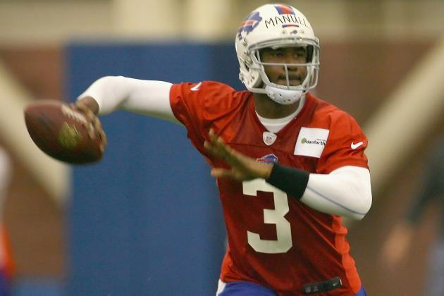 EJ Manuel Starting in Week 1 for Buffalo Bills Is Best-Case Scenario