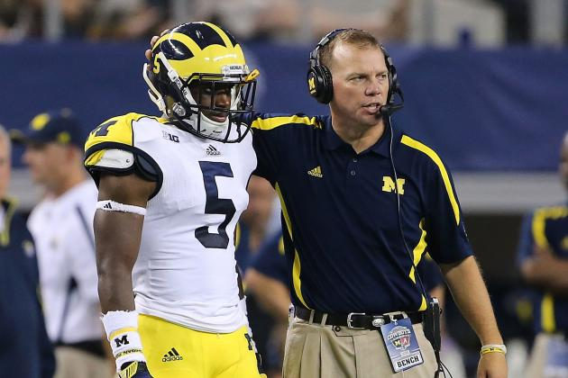 Michigan CB Avery out 2 Weeks with Knee Injury