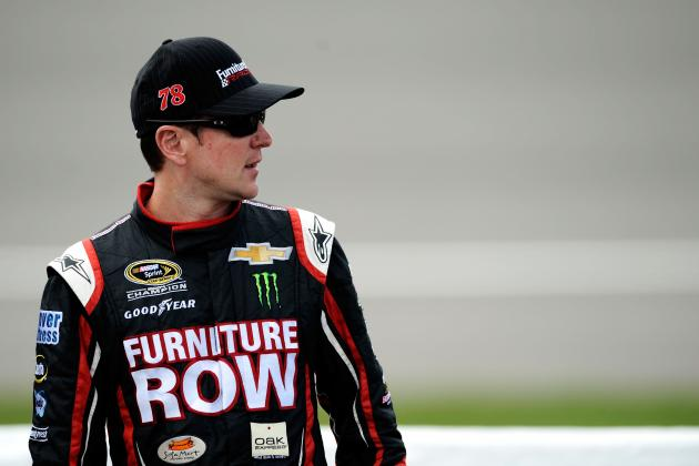Kurt Busch Signs Multi-Year Deal to Join Stewart-Haas Racing