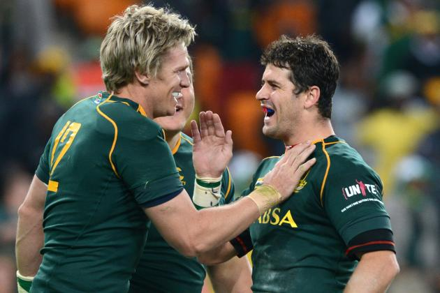 Rugby-South Africa Agree One-off Concession to French Clubs