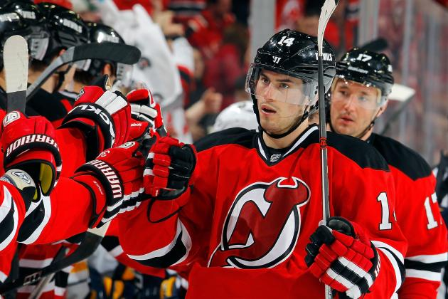 Devils Re-Sign Henrique to 6-Yr, $24M Deal