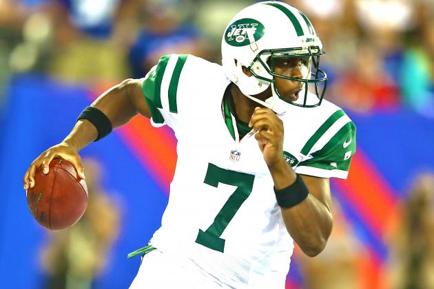 Breaking Down Geno Smith's Disastrous First Preseason Start