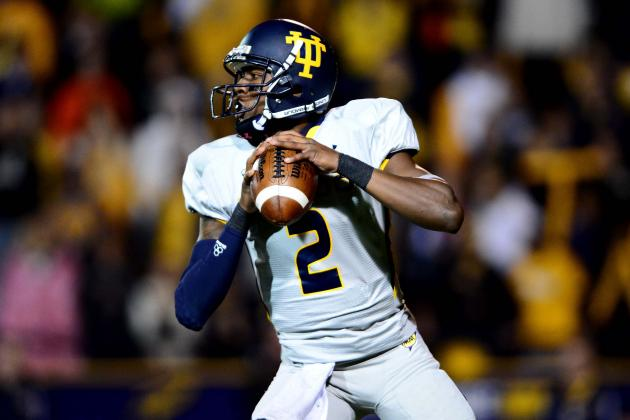 Toledo Quarterback Has Similarities to Driskel