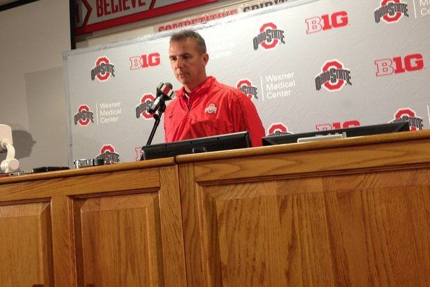 Updates from Urban Meyer and the Buckeyes' Coaches