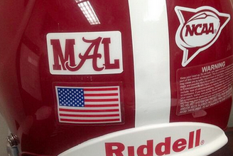 Alabama to Honor Mal Moore on Helmets