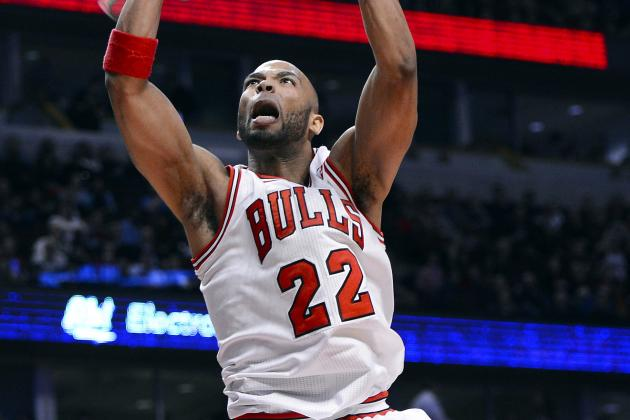 Will Taj Gibson Step Up This Season?