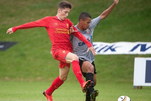 Harry Wilson's Liverpool Tour Diary, Day 1: NYC and Playing the Rodgers Way
