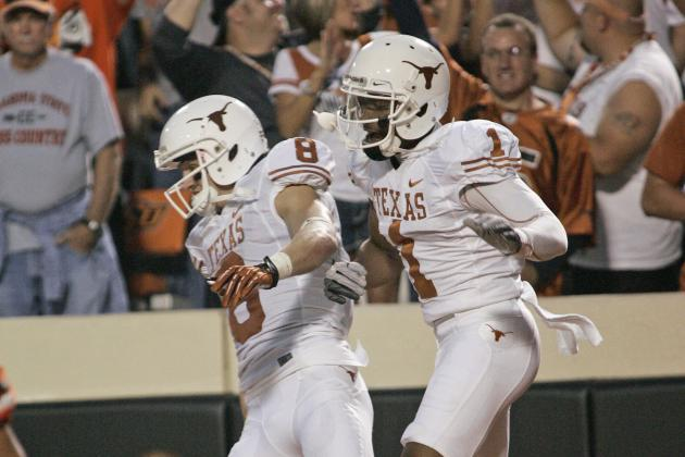 Texas Longhorns Football: First Depth Chart Released