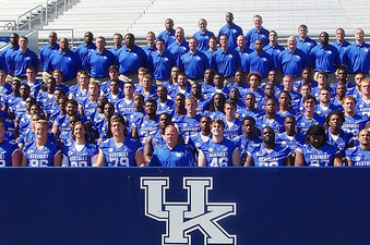 Wildcats Release Depth Chart for Opener