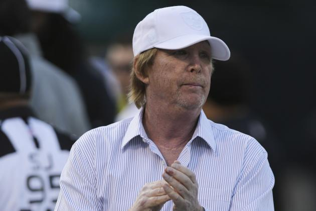 """Mark Davis Says Sharing Santa Clara Stadium with 49ers """"Out of the Question"""""""