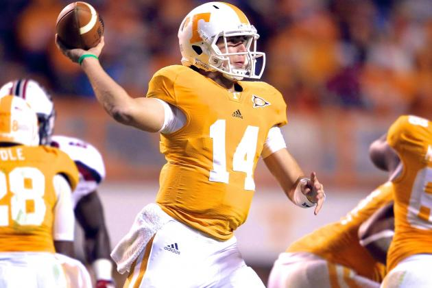 Tennessee Officially Names Justin Worley as Week 1 Starting QB