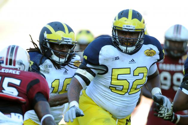 Full Michigan Depth Chart Here