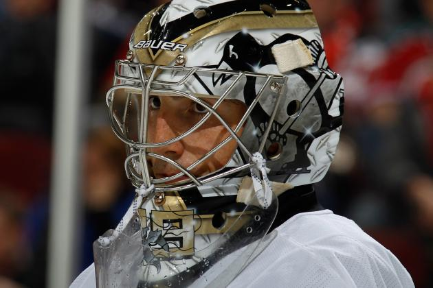 Pens' Fleury on Seeing Sports Psychologist: 'It's Another Tool'