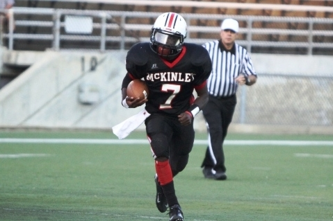 Eric Glover-Williams Commits to Ohio State: Buckeyes Land 2015 4-Star ATH