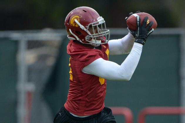 Five Who Emerged from USC Fall Camp