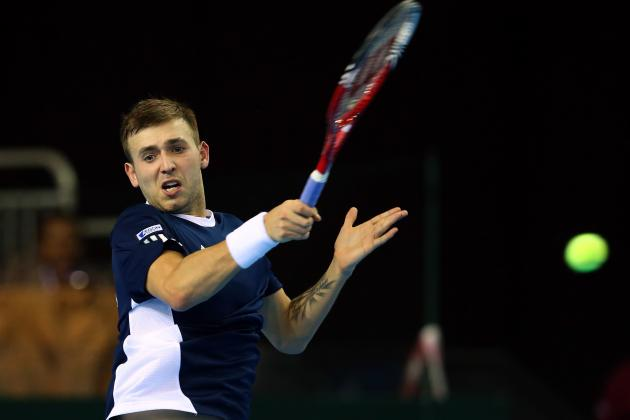 US Open Day 1 Results: Dan Evans Stuns Kei Nishikori, Laura Robson Wins