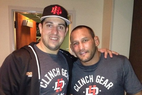 Dan Henderson's Coach Says Vitor Belfort Is Hiding in Brazil