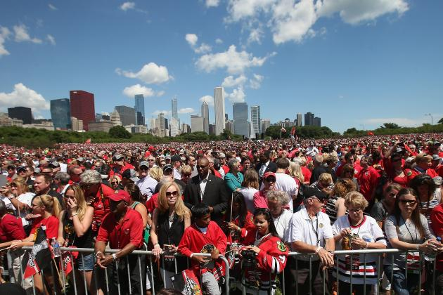 Second NHL Team Trying to Block Out Hawks Fans