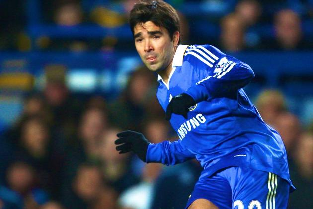 Deco, Former Barcelona and Chelsea Star, Retires from Football at Age 35
