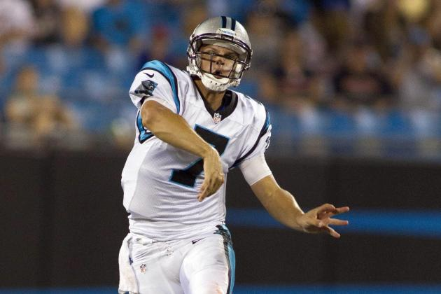 Panthers' Roster Numbers Game Leaves QB Jimmy Clausen's Future Uncertain