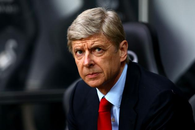 Arsenal Transfer News: Arsene Wenger Wise to Remain Mum on Transfer Window