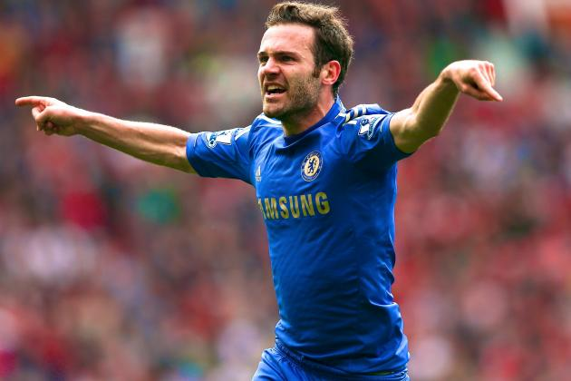 Why Tottenham's Mata Approach Makes All Sorts of Sense