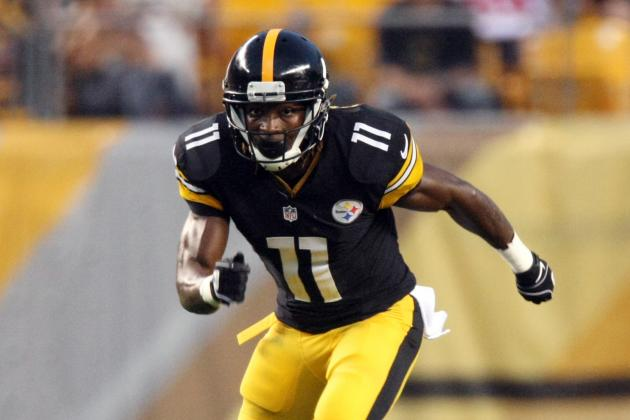 Markus Wheaton Is a Serious Rookie Breakout Candidate for Steelers