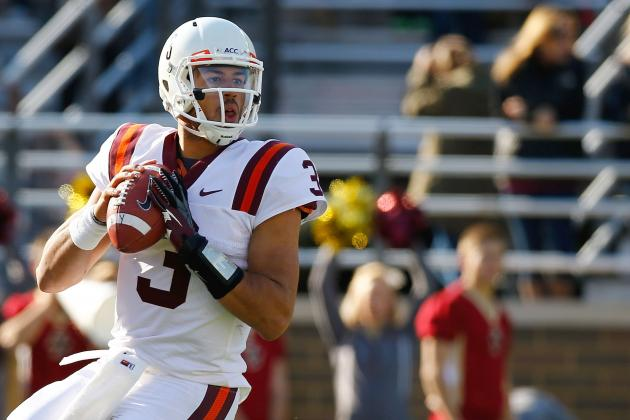Alabama vs. Virginia Tech: How Logan Thomas Can Lead Hokies to Victory