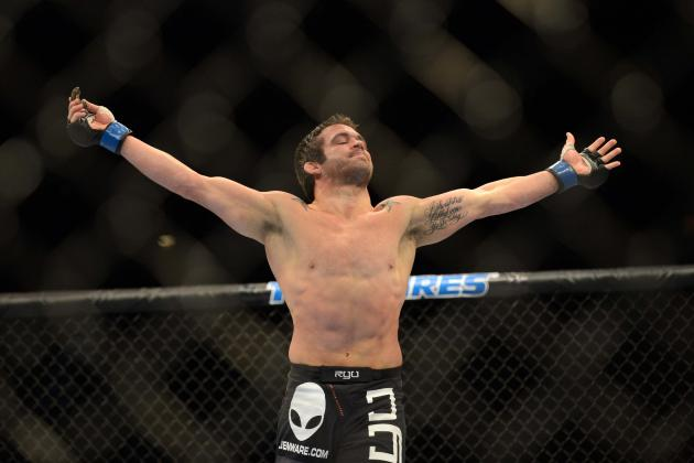 Jamie Varner Counted Benson Henderson as a Foe, Now Proud to Call Him Friend
