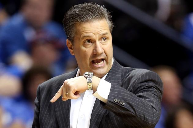 Kentucky Basketball Going to Plan B at Point Guard in Class of 2014