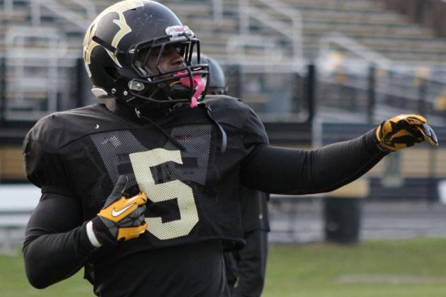 Complete Scouting Report for Michigan 5-Star ATH Jabrill Peppers
