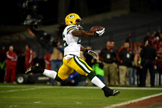 DuJuan Harris in Question for Packers' Season Opener
