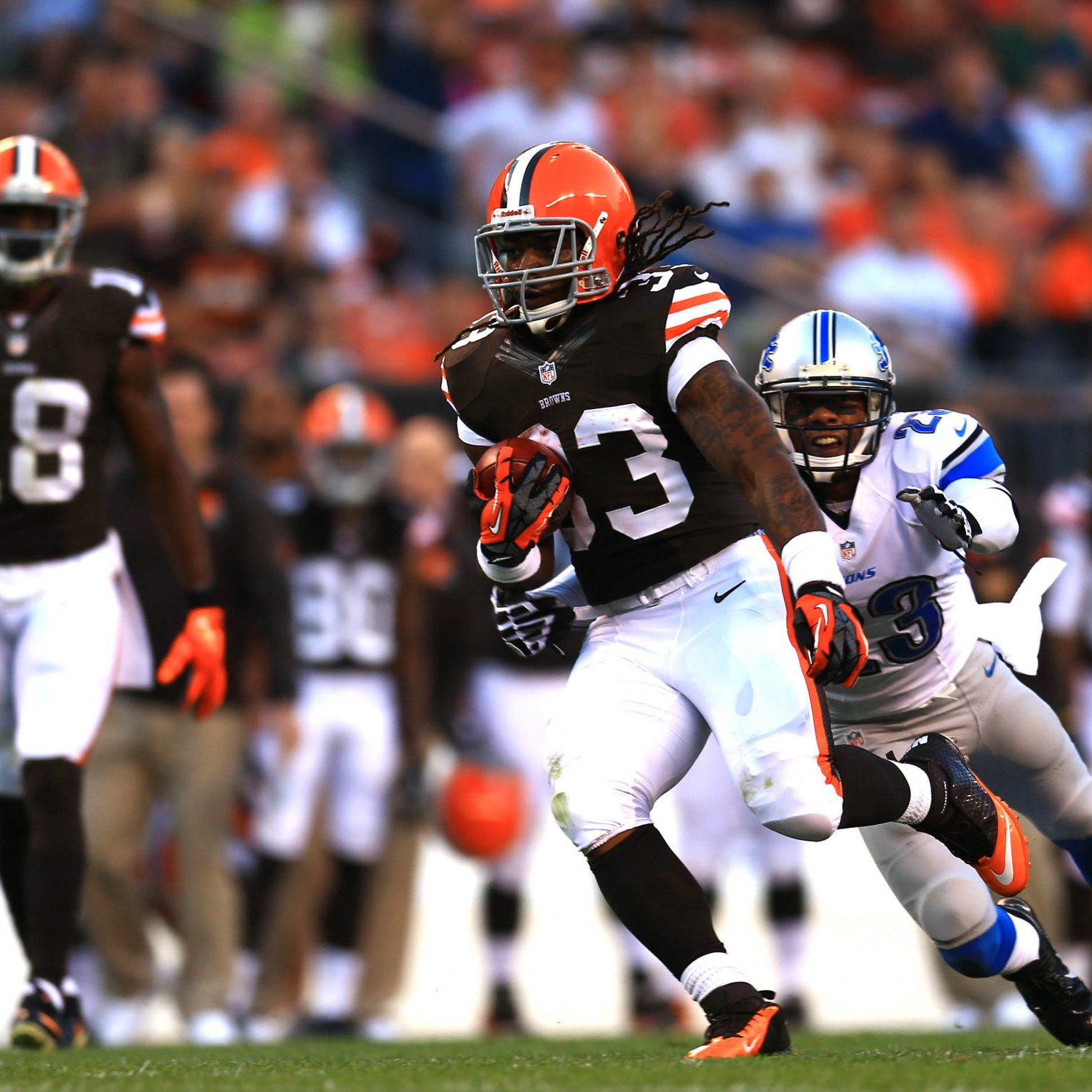Cleveland Browns Roster 2013: Latest Cuts, Depth Charts