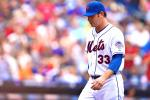 Matt Harvey to Try Rehab, Avoid Tommy John Surgery