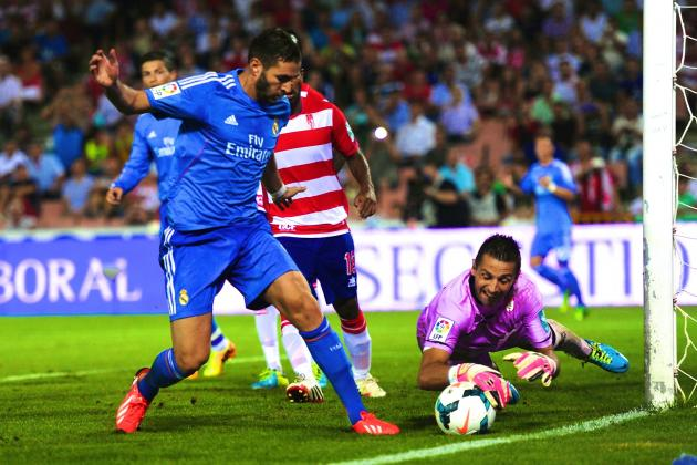 Granada vs. Real Madrid: Primera Liga Live Score, Highlights, Recap