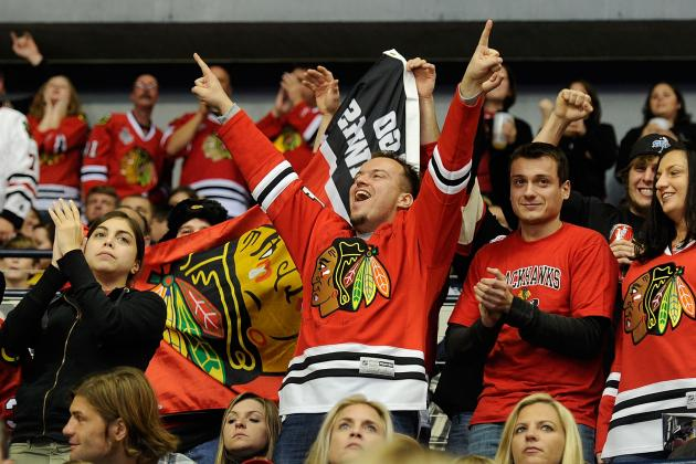 Why Blackhawks Fans Can Be Proud of 'Keep the Red Out' Campaigns