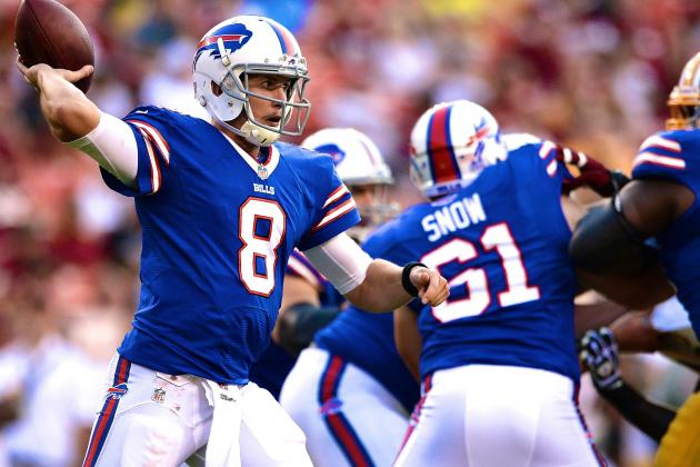 What to Expect from Jeff Tuel as the Buffalo Bills' Starting Quarterback