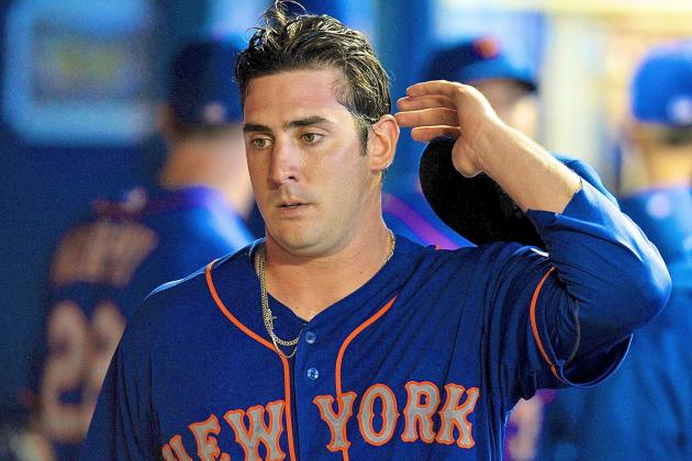 Opting for Surgery Now Is Matt Harvey's Best Option