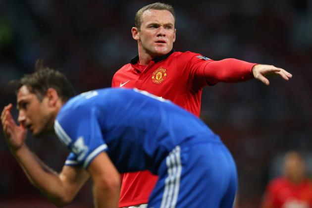 Manchester United's Wayne Rooney Deserves Credit for Chelsea Display
