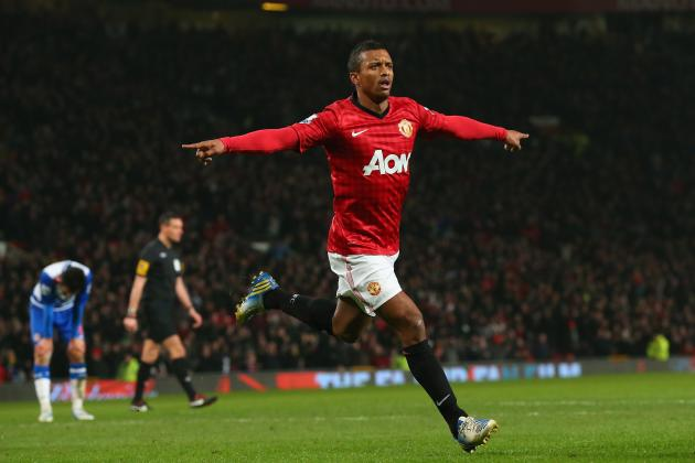 United Slap Price Tag on Nani, Whom They Sure Could Have Used vs. Chelsea