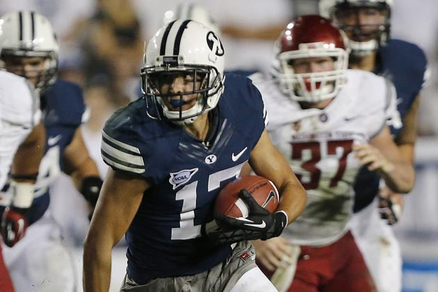 BYU Names 4 Team Captains for Upcoming Season