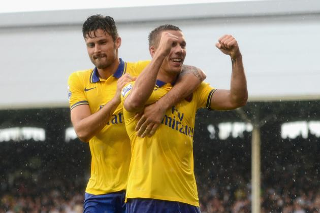 Gunners, Reds showing signs of life