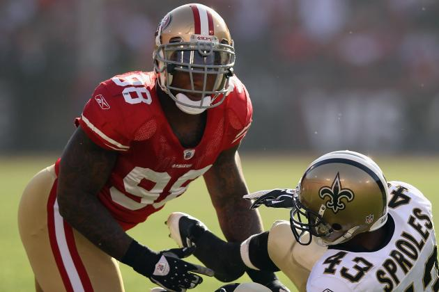 Haralson Traded to Saints After Seven Seasons with 49ers