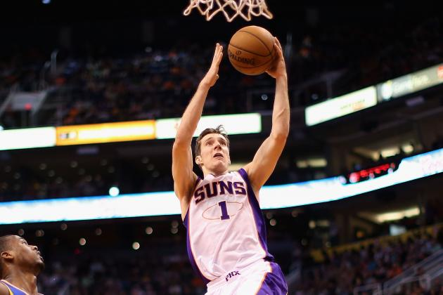 Dragic Hoping the Suns Are Going to Fight for Playoffs