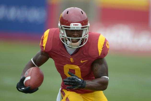 Lee Among 4 Team Captains for USC in 2013-14